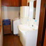 洗濯室(風呂)