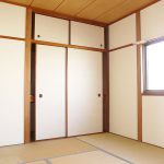 2階和室6帖(寝室)