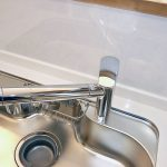 浄水器付きキッチン水栓(キッチン)